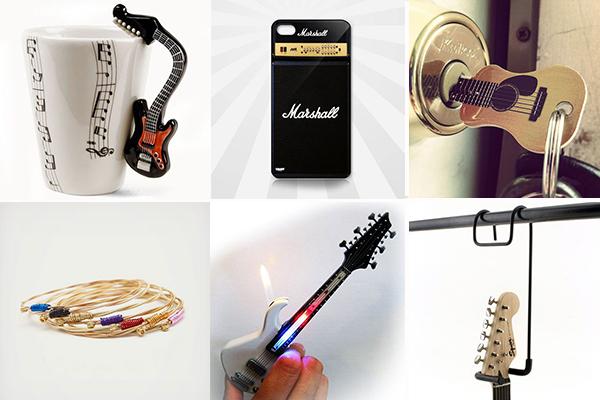 Обзор необычных подарков для гитаристов