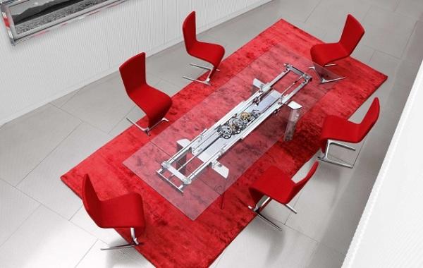Astrolab -  астрономический обеденный стол для стильных интерьеров