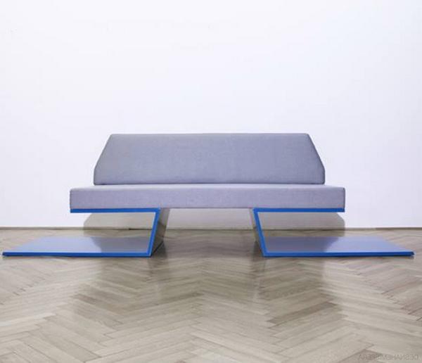 Prime Sofa: диван, 2 кресла, журнальный стол