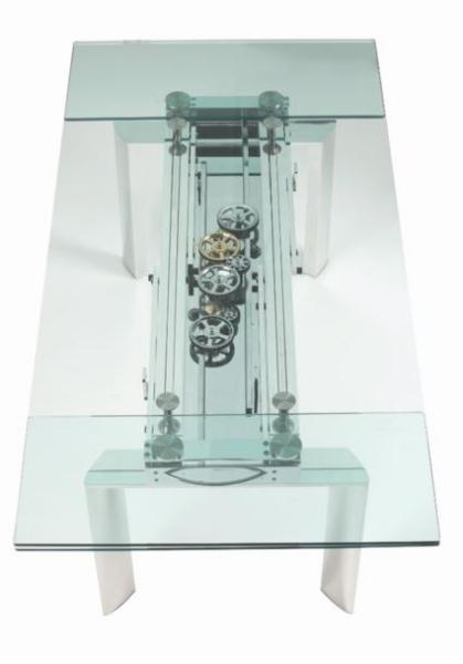 Оригинальный стол от Roche Bobois