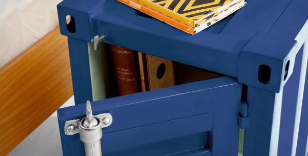 стол-тумбочка из коллекции Container Storage Collection