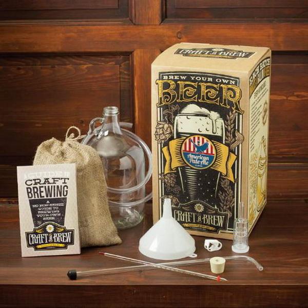 набор-самоучитель для пивовара