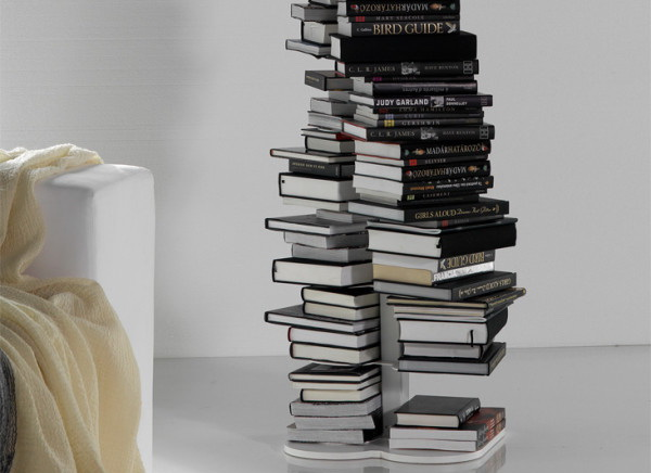 спиралевидный книжный шкаф Milano
