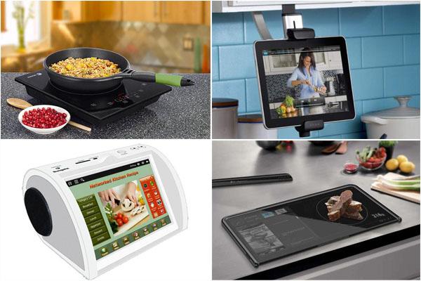 Современные технологии на кухне - как сделать процесс готовки приятней