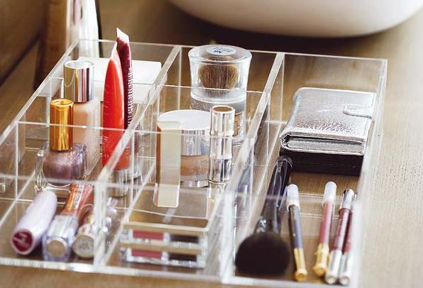 Коробочки для тестеров - идеальное место для хранения косметики