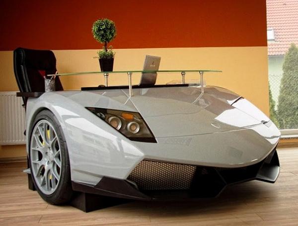 Рабочий стол Lamborghini Murcielago