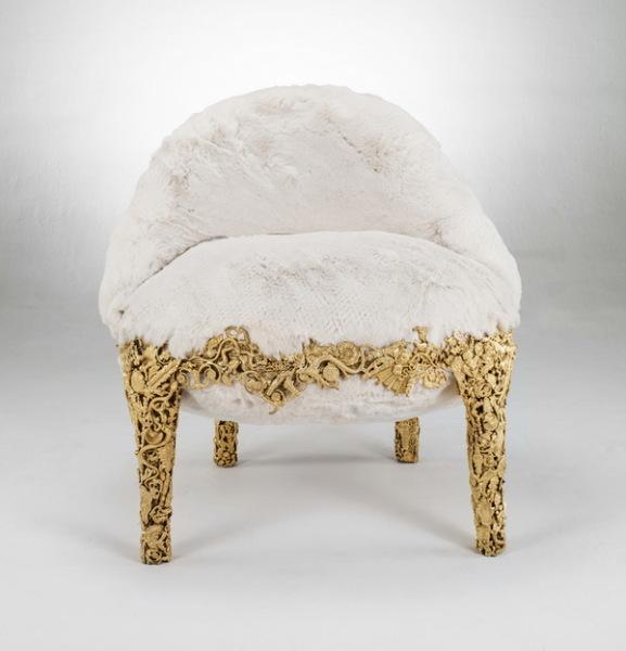 кресло из коллекции Brazilian Baroque