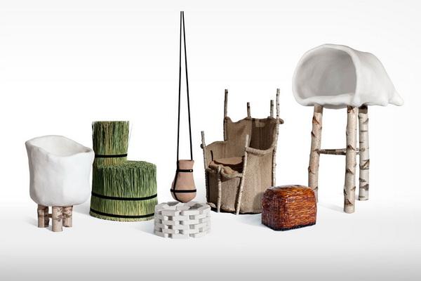 коллекция в деревенском стиле SUR LA PAILLE