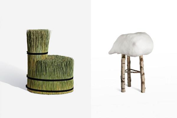 SUR LA PAILLE: коллекция из экологически чистых материалов