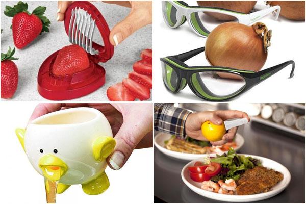 Оригинальные кухонные приспособления - готовим просто и вкусно