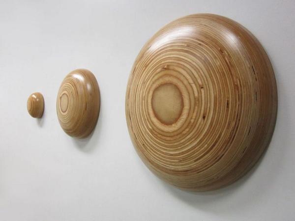 Деревянные таблетки, которые лечат интерьер