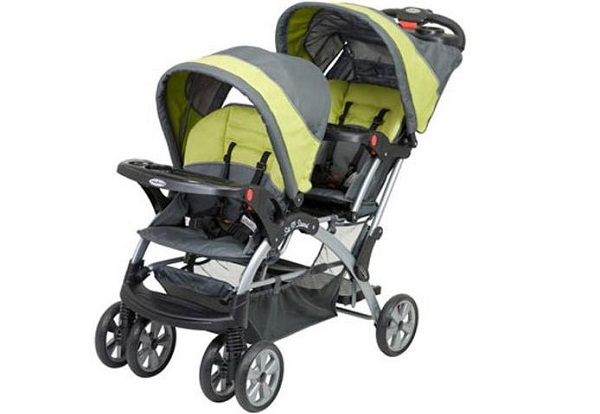 Коляска Baby Trend Sit N Stand Double
