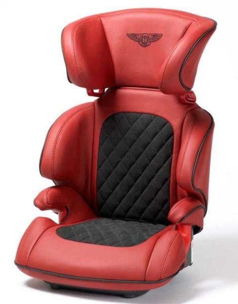 Bentley Baby Car Seat – оригинальное автокресло для самых маленьких