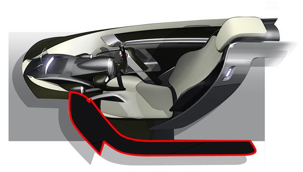 Интерьер BMW i1