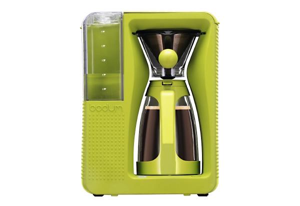 Первая в мире пуровер-кофеварка BODUM BISTRO b.Over