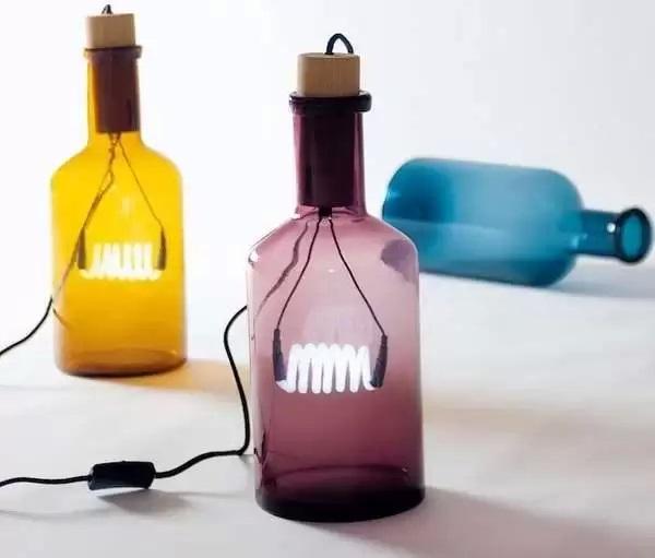 Оригинальные лампы-ночники из коллекции Bouche Neon Lighting