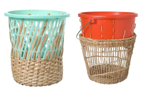 Креативные и удобные мусорные контейнеры от Cordula Kehrer