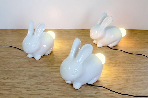 Bunny Lights - оригинальные лампы-ночники для детских комнат