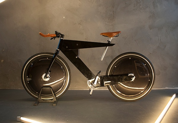 E-bike от дизайнера Nikos Manafis