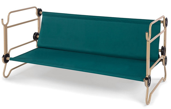 Складная двухъярусная кровать