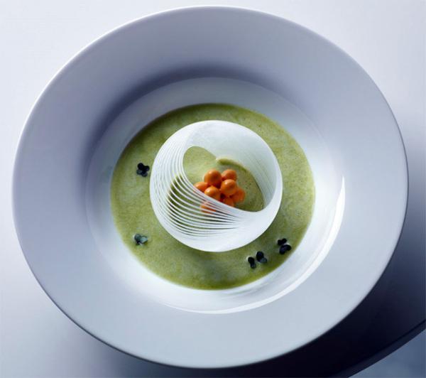 Произведения искусства, созданные Food Creation