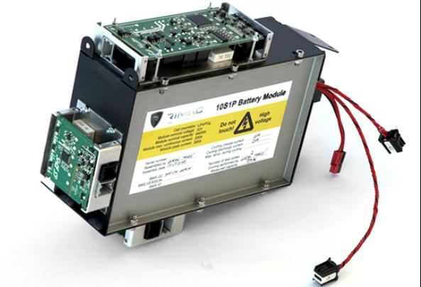 Батарея Greyp G-12 рассчитана на 120 километров пути