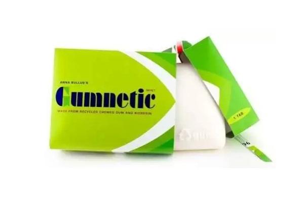 Гигантская 'жевательная резинка' Gumnetic Chewy Pad -  дизайнерская подушка для больших и маленьких
