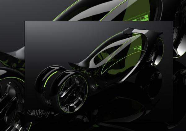 Дизайн экстерьера Hyundai Aebulle