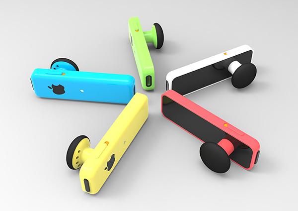 Колоритные аксессуары для новых моделей iPhone