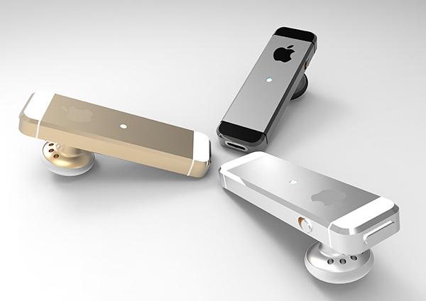 Линейка Bluetooth-гарнитур для iPhone 5S