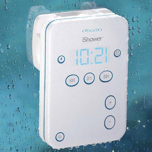 iShower Bluetooth Speaker - водонепроницаемые колонки