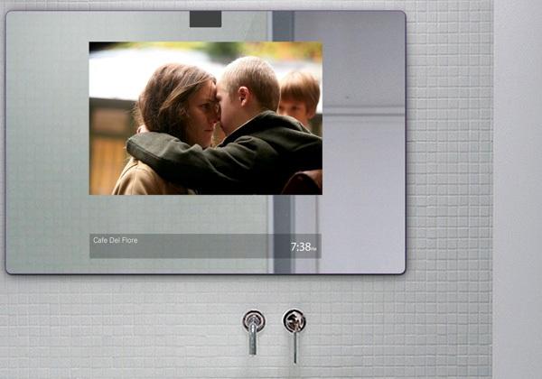 Mirror 2.0 показывает фотографии, видео, сводку новостей и прочую интересующую владельца информацию
