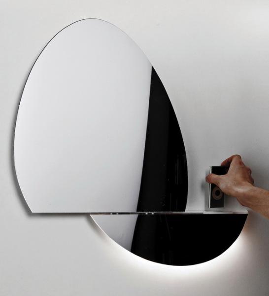 Поющее зеркало Open Mirror от Digital Habit