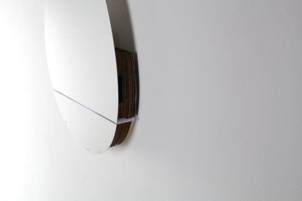 Светящееся и поющее зеркало Open Mirror от Digital Habit