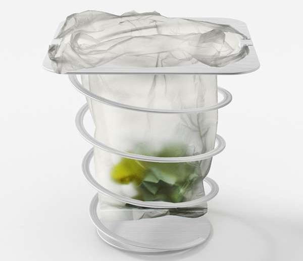 Panel bin – креативный и удобный контейнер, решающий проблему нехватки места