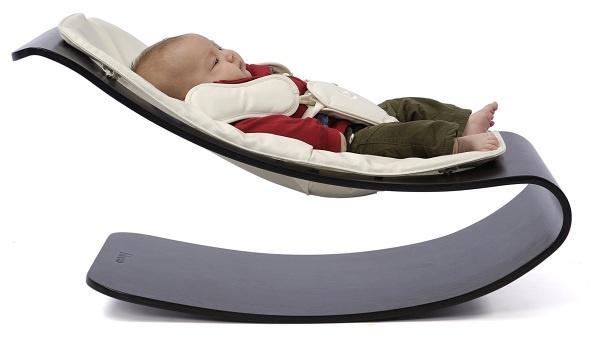 Детский гамак-кресло из серии Smaller Cribs от Bloom