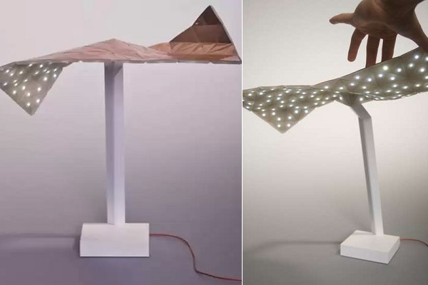 Оригинальная лампа-ночник Starlight - концепт 'домашнего звездного неба' от Omri Barzeev