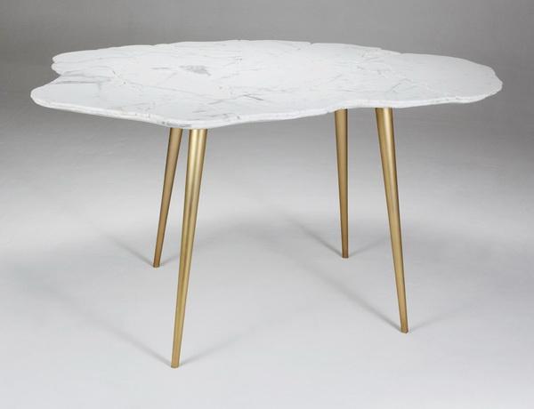 мраморный стол из коллекции Brazilian Baroque