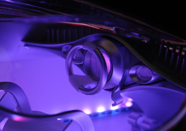 Приборная панель The Car of Light
