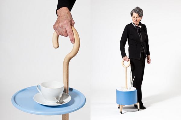 кофейный столик из коллекции Together Canes