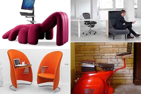 Креативные рабочие столы для представителей творческих профессий