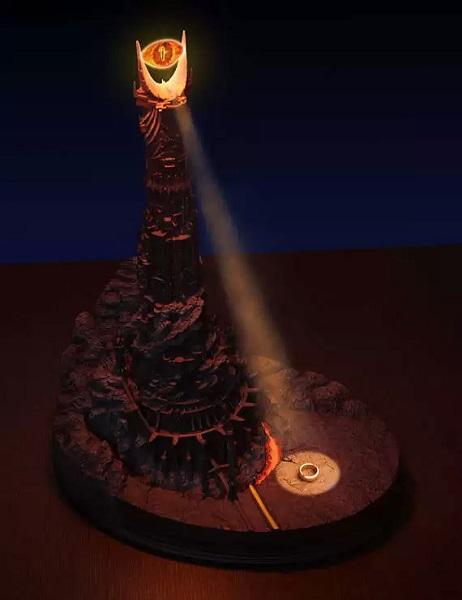 Fantasy Lamp - необычная лампа-'всевидящее око' от David Tremont