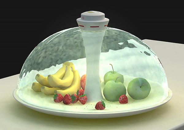 """Блюдо """"Water Shade"""" с водным колпаком"""