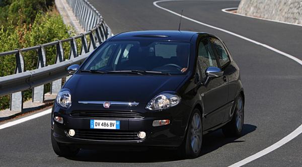 Третье поколение Fiat Punto