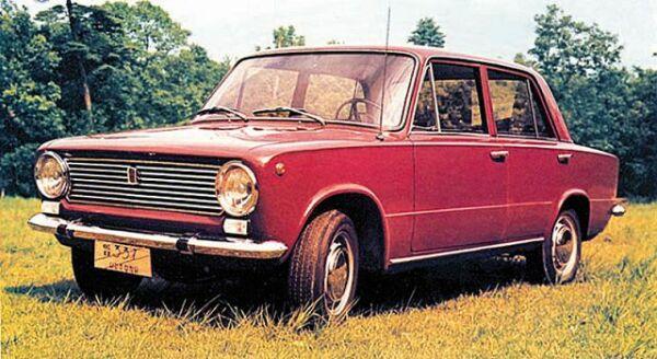 Итальянский предшественник «Копейки» - Fiat 124