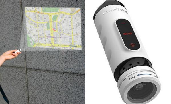GPS-проектор Maptor