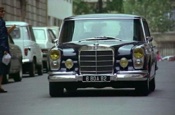 Лимузин класса люкс W100 600
