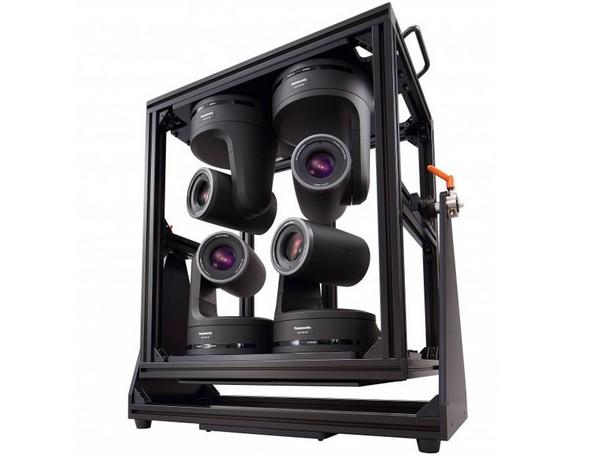 Широкоформатная камера Panasonic 64:9