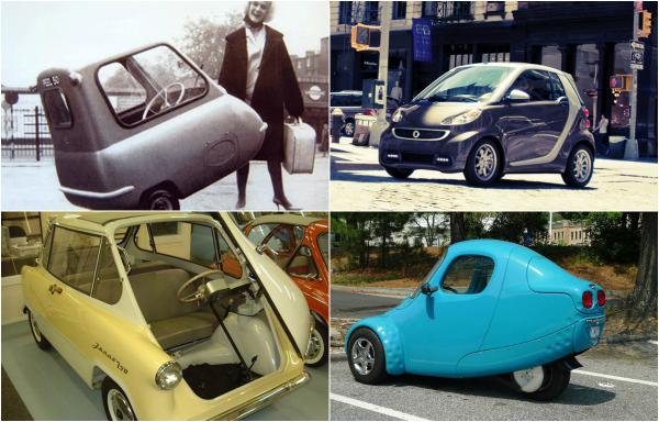 Обзор самых компактных малолитражных автомобилей