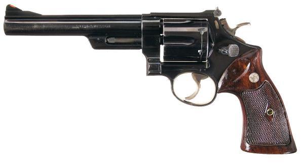 .44 Magnum - возрождение .44 Hand Ejector